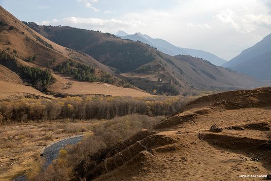 Amazing landscapes of mountainous Ingushetia, Russia, photo 18
