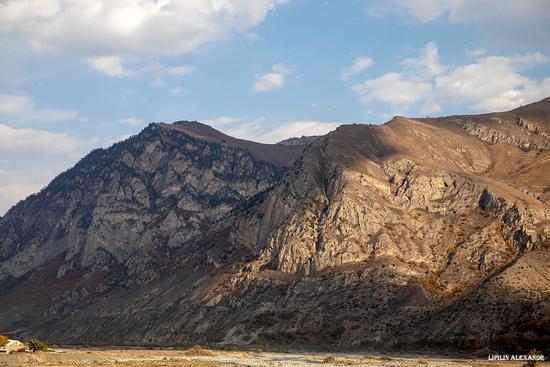Amazing landscapes of mountainous Ingushetia, Russia, photo 2