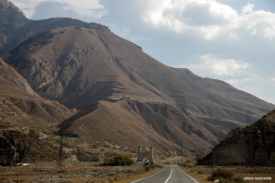 Amazing landscapes of mountainous Ingushetia, Russia, photo 3