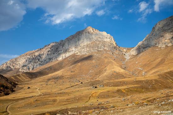 Amazing landscapes of mountainous Ingushetia, Russia, photo 6