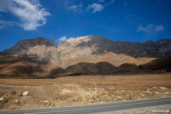 Amazing landscapes of mountainous Ingushetia, Russia, photo 7