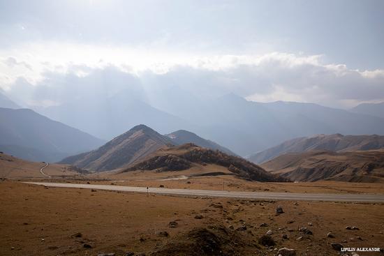 Amazing landscapes of mountainous Ingushetia, Russia, photo 8