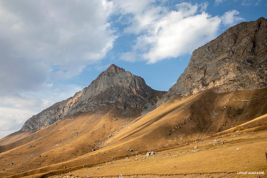 Amazing landscapes of mountainous Ingushetia, Russia, photo 9