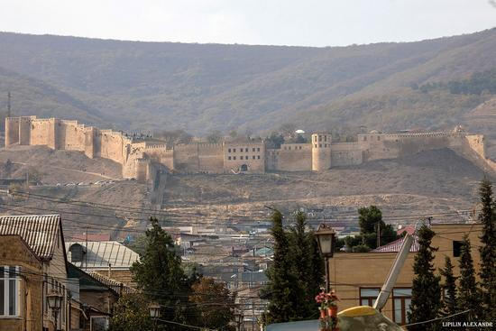 Naryn-Kala Citadel in Derbent, Russia, photo 1