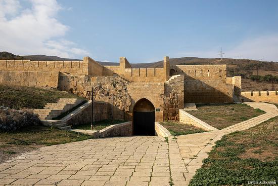 Naryn-Kala Citadel in Derbent, Russia, photo 16
