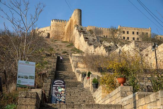 Naryn-Kala Citadel in Derbent, Russia, photo 3