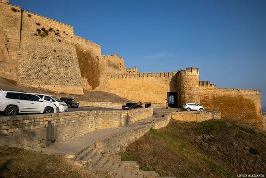 Naryn-Kala Citadel in Derbent, Russia, photo 5