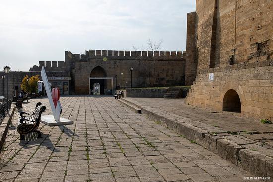 Naryn-Kala Citadel in Derbent, Russia, photo 7