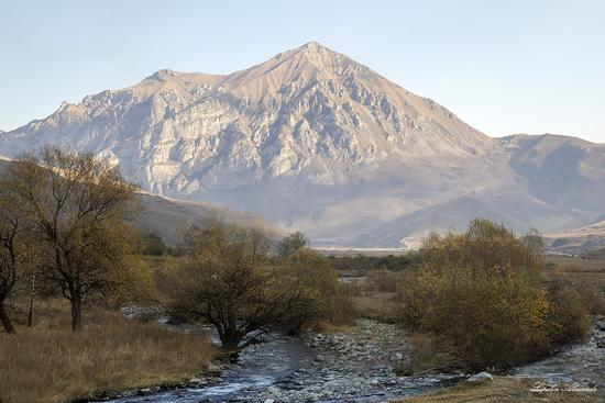 Mountain landscapes of the Republic of North Ossetia - Alania, Russia, photo 1