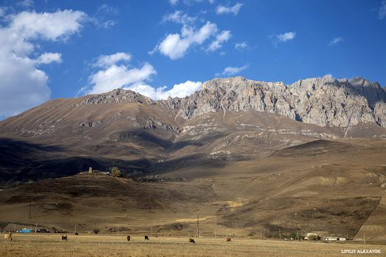 Mountain landscapes of the Republic of North Ossetia - Alania, Russia, photo 10