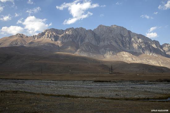 Mountain landscapes of the Republic of North Ossetia - Alania, Russia, photo 11