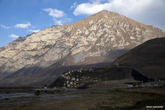 Mountain landscapes of the Republic of North Ossetia - Alania, Russia, photo 12