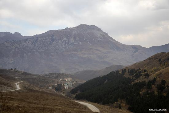 Mountain landscapes of the Republic of North Ossetia - Alania, Russia, photo 14