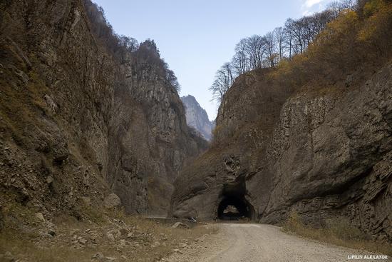 Mountain landscapes of the Republic of North Ossetia - Alania, Russia, photo 16