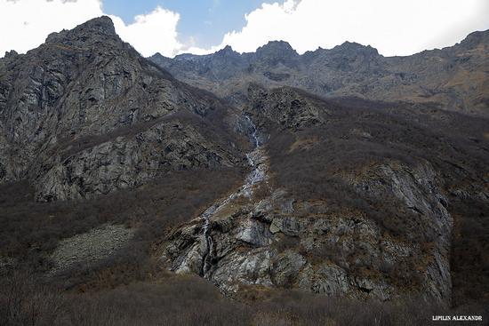 Mountain landscapes of the Republic of North Ossetia - Alania, Russia, photo 18