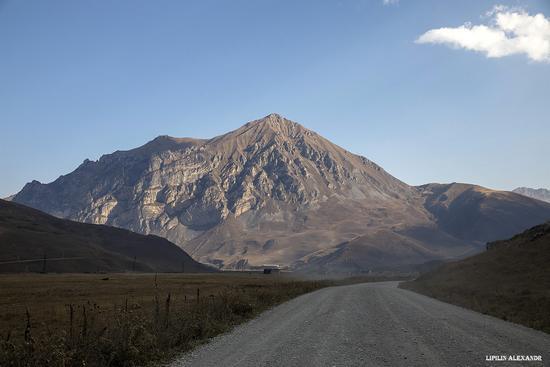 Mountain landscapes of the Republic of North Ossetia - Alania, Russia, photo 3