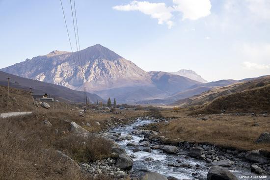 Mountain landscapes of the Republic of North Ossetia - Alania, Russia, photo 5