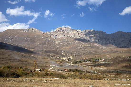Mountain landscapes of the Republic of North Ossetia - Alania, Russia, photo 9