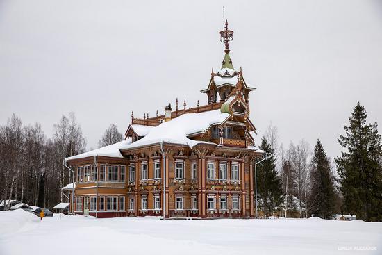 Lesnoy Terem in Astashovo, Kostroma Oblast, Russia, photo 1
