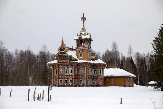 Lesnoy Terem in Astashovo, Kostroma Oblast, Russia, photo 13