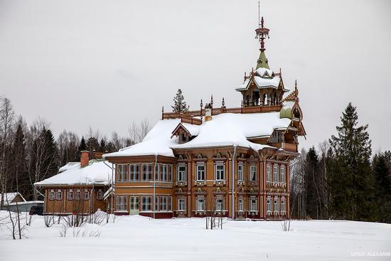 Lesnoy Terem in Astashovo, Kostroma Oblast, Russia, photo 2