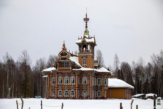 Lesnoy Terem in Astashovo, Kostroma Oblast, Russia, photo 3
