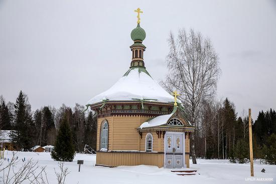 Lesnoy Terem in Astashovo, Kostroma Oblast, Russia, photo 4