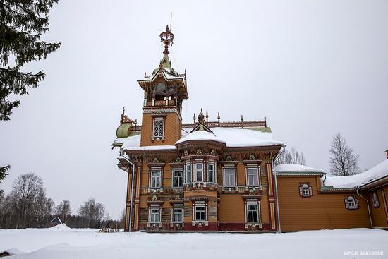 Lesnoy Terem in Astashovo, Kostroma Oblast, Russia, photo 6