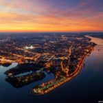 Yaroslavl – the view from above