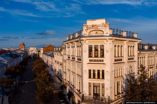 Yaroslavl, Russia from above, photo 11