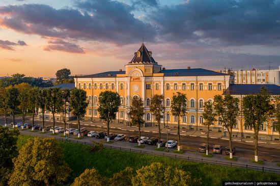 Yaroslavl, Russia from above, photo 19