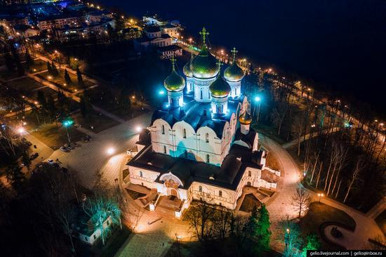 Yaroslavl, Russia from above, photo 5