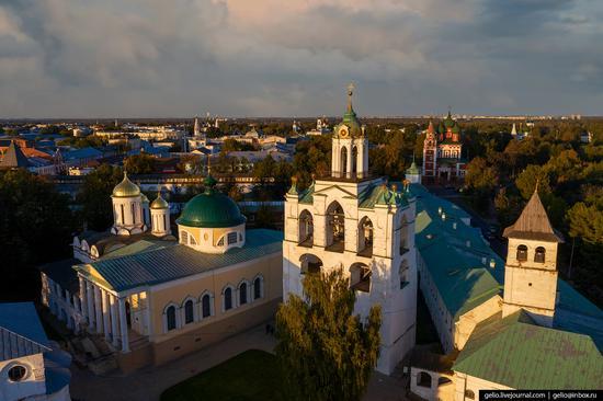 Yaroslavl, Russia from above, photo 7