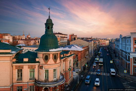 Irkutsk, Russia - the view from above, photo 10