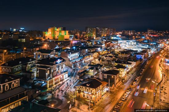 Irkutsk, Russia - the view from above, photo 12
