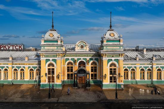 Irkutsk, Russia - the view from above, photo 16