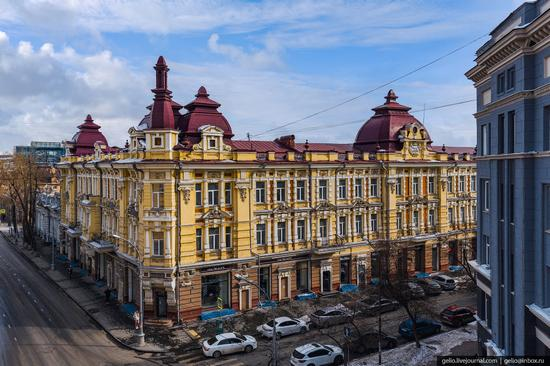 Irkutsk, Russia - the view from above, photo 17