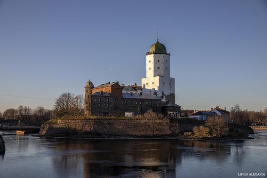 Vyborg Castle, Leningrad Oblast, Russia, photo 1
