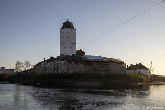 Vyborg Castle, Leningrad Oblast, Russia, photo 10