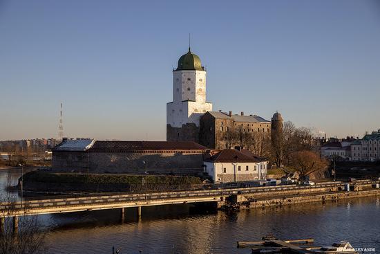 Vyborg Castle, Leningrad Oblast, Russia, photo 11