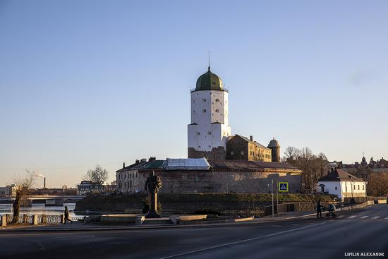 Vyborg Castle, Leningrad Oblast, Russia, photo 12