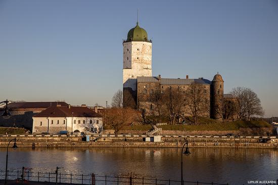 Vyborg Castle, Leningrad Oblast, Russia, photo 13