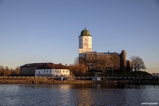 Vyborg Castle, Leningrad Oblast, Russia, photo 2