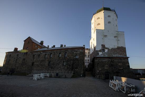 Vyborg Castle, Leningrad Oblast, Russia, photo 5