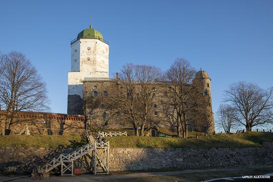Vyborg Castle, Leningrad Oblast, Russia, photo 7