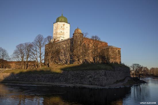 Vyborg Castle, Leningrad Oblast, Russia, photo 8