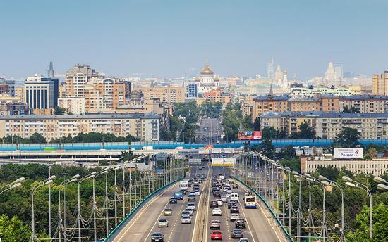 Khamovniki District. Moscow, Russia, photo 1