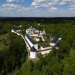 Savvino-Storozhevsky Monastery near Moscow