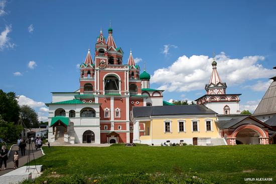 Savvino-Storozhevsky Monastery near Moscow, Russia, photo 10