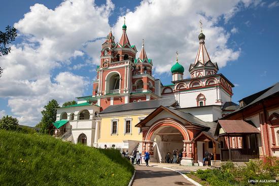 Savvino-Storozhevsky Monastery near Moscow, Russia, photo 12